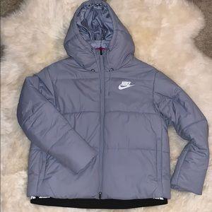 Nike Crop Puffer Jacket
